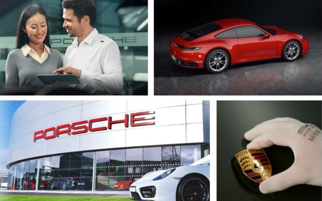 Assessment de recrutement Porsche France